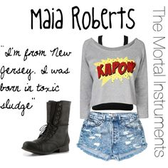 d2751a482ae2 Maia Roberts i love that outfit