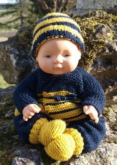 patron tricot gratuit poupon 30 cm Blog, Barbie, Crochet Hats, Couture, Search Engine, Alphabet, Dresses, Fashion, Bed Linens