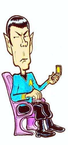 Dr Spock   www.drawme.com