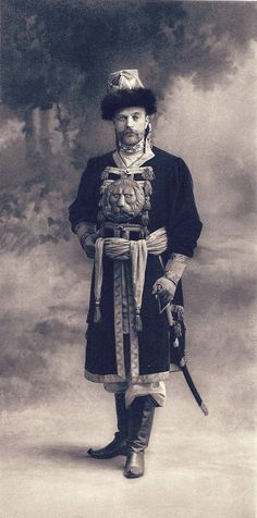 His Highness  Duke Michael of Mecklenburg-Strelitz (Gunner; era of Tsar Alexis Mikhailovich)....023 by klimbims on deviantART