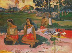 Paul Gauguin - Nave Nave Moe (Sacred Spring)