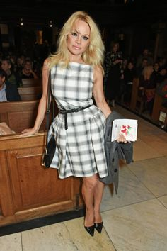 Why Some People on Twitter Think Pamela Anderson Is a Secret Assassin