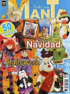 Revistas de manualidades halloween gratis