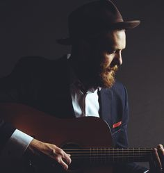 John Mark McMillan on the new worship culture and dropping cynicism.