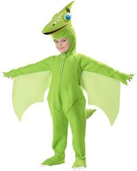 Toddler and Kids Tiny the Dinosaur Costume - Dinosaur Train Costumes