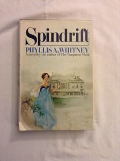 Spindrift / Phyllis A. Whitney / BCE Hardcover 1975
