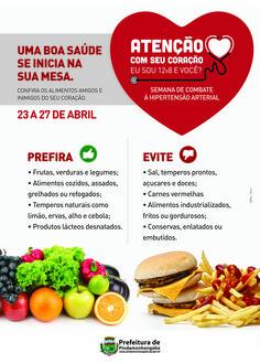 Semana de Combate a Hipertensão Arterial - 2015 | Prefeitura de Pindamonhangaba