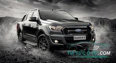Dòng sản phẩm bán tải Ford Ranger cũng có mức giảm chênh lệch lớn