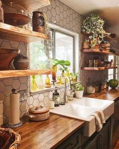 22 Best Modern Farmhouse Kitchen Cabinets Ideas - Gladecor.com