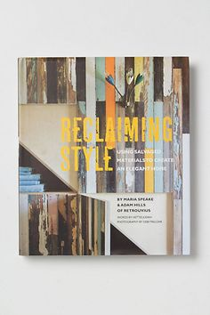Reclaiming Style #anthropologie