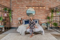 As a mum of two girls, Naomi Clarke knows how tough it can be to get some time alone. Relax, unwind and sink into luxury! Make sure 'you' time becomes a priority. Light a candle, jump into bed and relax amongst the finest linen. How To Become, Candle, Sink, Relax, Luxury, Bedroom, Girls, Inspiration, Home