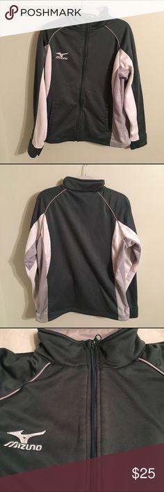 Mizuno Sweat Jacket Mizuno Sweat Jacket • Large • Green • Worn Once • Good Condition Mizuno Jackets & Coats