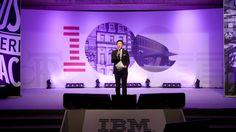 Centennial Forum 2011 / IBM by George P. Johnson Korea , via Behance