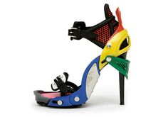 Lego Shoes Trend