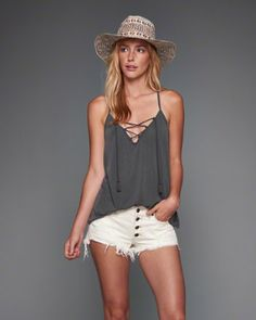 Womens Tops New Arrivals | Abercrombie.com