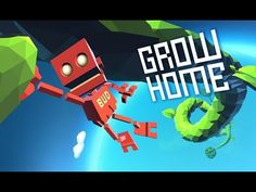 GROW HOME LAUNCH TRAILER - AVAILABLE ON PC AND PS4 - YouTube