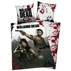 The Walking Dead  Bettwäsche  »Rick & Daryl« | Jetzt bei EMP kaufen | Mehr Fan-Merch  Bettwäsche & Laken  online verfügbar ✓ Unschlagbar günstig!