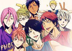 Himuro Tatsuya - Kuroko no Basuke - Zerochan Anime Image Board Otaku Anime, Manga Anime, Anime Art, Kise Ryouta, Kuroko Tetsuya, Akashi Seijuro, Kuroko No Basket, Haikyuu, Kurokos Basketball