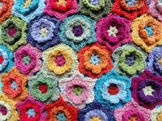 Toujours de belles couleurs chez Eclectic Gipsyland