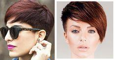 Ben jij ook zo'n grote fan van donkere haarkleuren in het najaar? Doe dan vooral inspiratie op met deze 10 voorbeelden van korte kapsels in prachtige donkere kleurtjes! Nummer 6… die kleur!!
