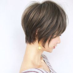 【HAIR】|ヘアスタイルスナップ一覧|ショートボブの匠【 山内大成 】GARDENさん