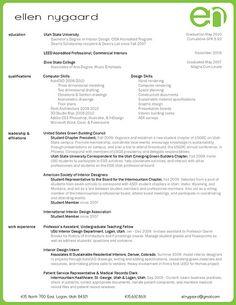 updated design resume httpbespokeresumedesigncom