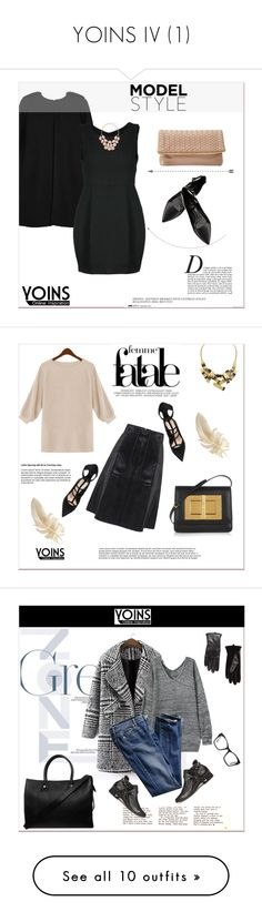 """""""YOINS IV (1)"""" by amra-mak ❤ liked on Polyvore featuring yoins, Anja, Rebecca Minkoff, Deux Lux, Barbara Bui, Tom Ford, Victoria's Secret, Paul & Joe, MANGO and Spitfire"""