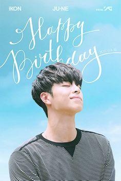 Read Happy birthday JUNE from the story Kim Jinhwan, Hanbin, Koo Jun Hoe, Don't Speak, Yg Entertainment, Korean Boy Bands, Ikon, Bigbang, Happy Birthday