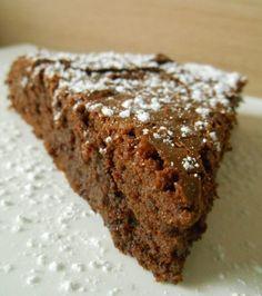 Gâteau au chocolat facile, Recette Ptitchef