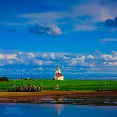 Wood Islands Lighthouse, Prince Edward Island