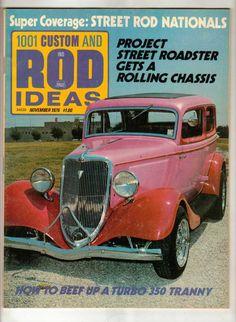 Auto & Motorrad: Teile Neu Hot Rod Plakat 11x17 Rodding Und Re-styling Für Royal Roadster Race Accessoires & Fanartikel