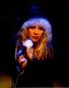 Stevie looking stunning c. late 80's.