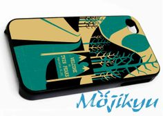 Welcome To Twin Peaks Case For Your iPhone 4/4s, iPhone 5/5s, iPhone 5c, Galaxy S3, Galaxy S4, Galaxy S5, Custom
