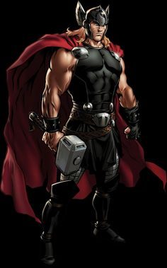 Pictures of avengers thor - Asgard Marvel, Marvel Avengers Comics, Marvel Comic Universe, Marvel Dc Comics, Marvel Heroes, Avengers Alliance, The Mighty Thor, Marvel Characters, Hulk