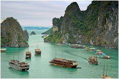 Vietnam and Cambodia from passionatetraveler.net