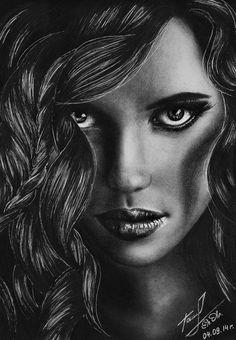Black Widow by TarasovaElena on deviantART