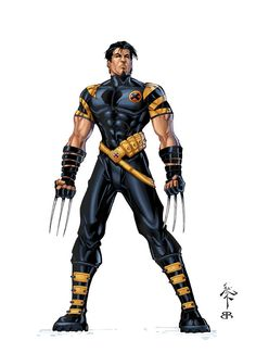 Ultimate Wolverine by BrianReber