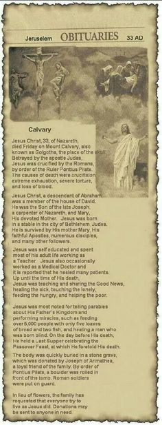 """OBITUARY – """"I have not seen one like this before!"""" Pass this on that all will know Jesus.Pass this on that all will know Jesus. Christian Life, Christian Quotes, Inspirational Christian Stories, Bible Scriptures, Bible Quotes, Image Jesus, Religion, Holy Mary, Jesus Pictures"""