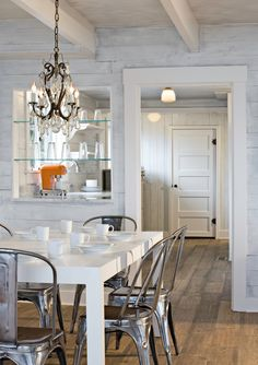 cabin designs and floor plans wood floor shiny chairs table beautiful chandelier shelves lamps eclectic dining room of Interesting Ideas for Cabin Designs and Floor Plans and Cabins to Observe to Get Them