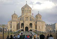 Église apostolique arménienne — Wikipédia