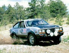 SCCA Rally Car 1982 AMC SX4 V8