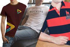 do 20 Premium T shirt Mockups by assadullaha