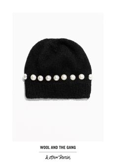 & Other Stories | Purlfect Day Beanie  - 39€