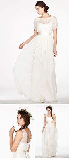 dresses: Saja Wedding 2014