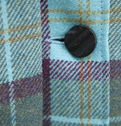 Donegal, Capes, Tartan, Tweed, Celtic, Ireland, Fabrics, Mint, Collections