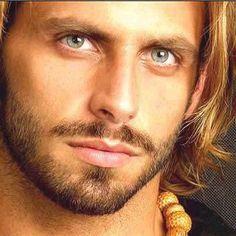 images of handsome brazilian men Beautiful Men Faces, Gorgeous Men, Beautiful People, Italian Actors Male, Italian Men, Blonde Male Models, Hazel Brown Eyes, Blue Eyes, Henri Castelli