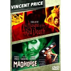Vincent Price as an evil nobleman, followed by Vincent Price as a recently released mental patient who may be a mass murderer. And darkness and decay and the red death held inimitable dominion over all...