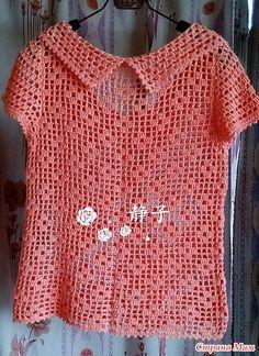 Очень красивая и нежная эта кофточка выполнена в технике филейного вязания. http://www.kuailebz.com/