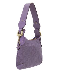 Lilac Monogram Mini Bag