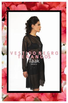VESTIDO NEGRO TENANGOS 16-17 #Radikal by #taakmx #teamtaak #taakmx #moda #hechoamano #madetomeasure #belleza #talentomexicano #talento #estilo #style #mexico #tradicion #hidalgo #womenswear #office #smart #smartcasual twitter.com/... www.instagram.com... www.facebook.com/... www.taakstyle.com/